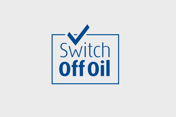 Switch Off Oil Logo