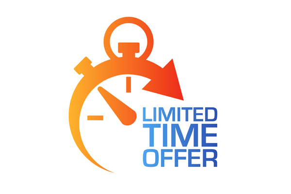 Limited Time Offer Logo for switching to Superior Propane