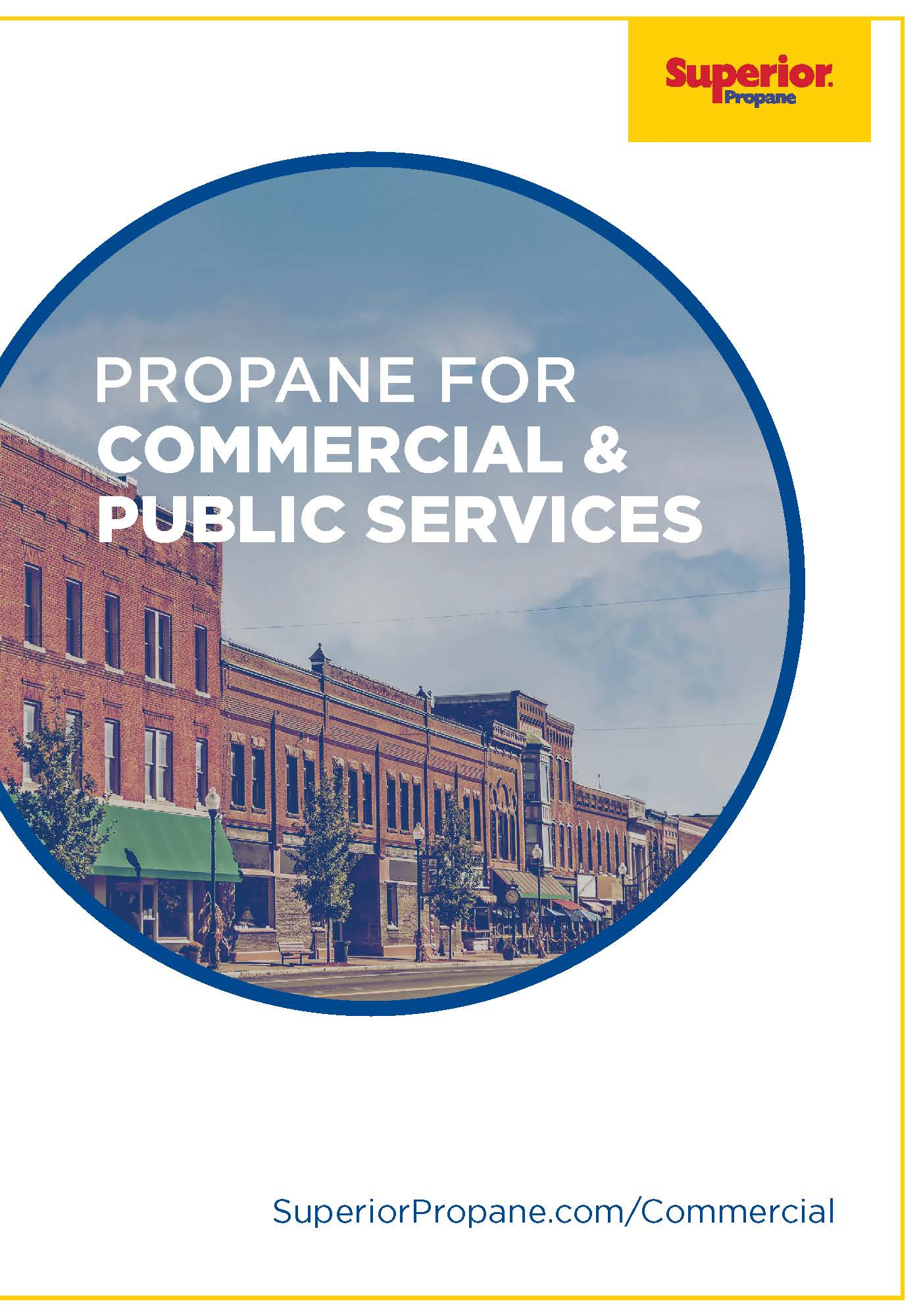 Commercial and Public Services Brochure