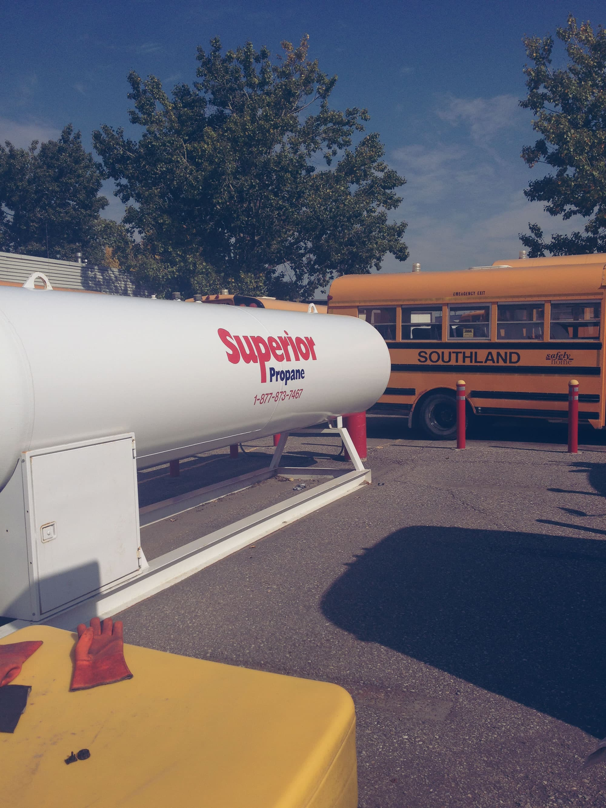 Auto Propane Options for Your Fleet from Superior Propane